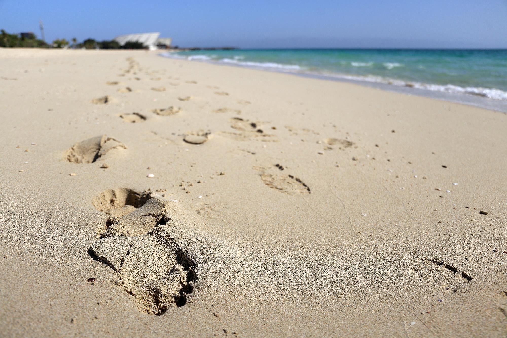 گزارش تصویری / روز طبیعت کرونایی جزیره کیش