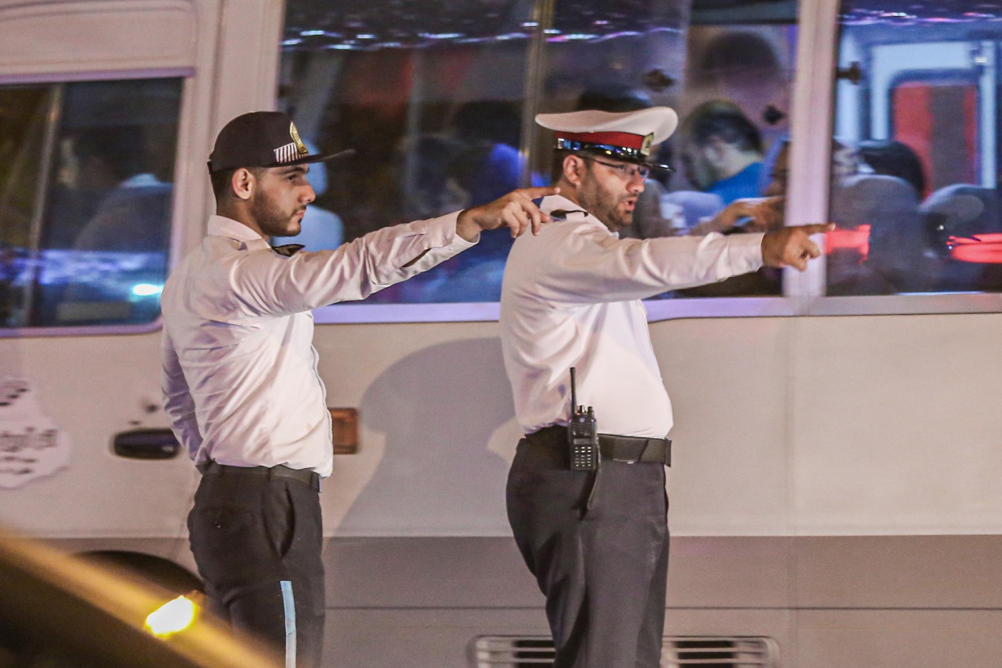 پلیس کیش به گوشی های هوشمند مجهز شد