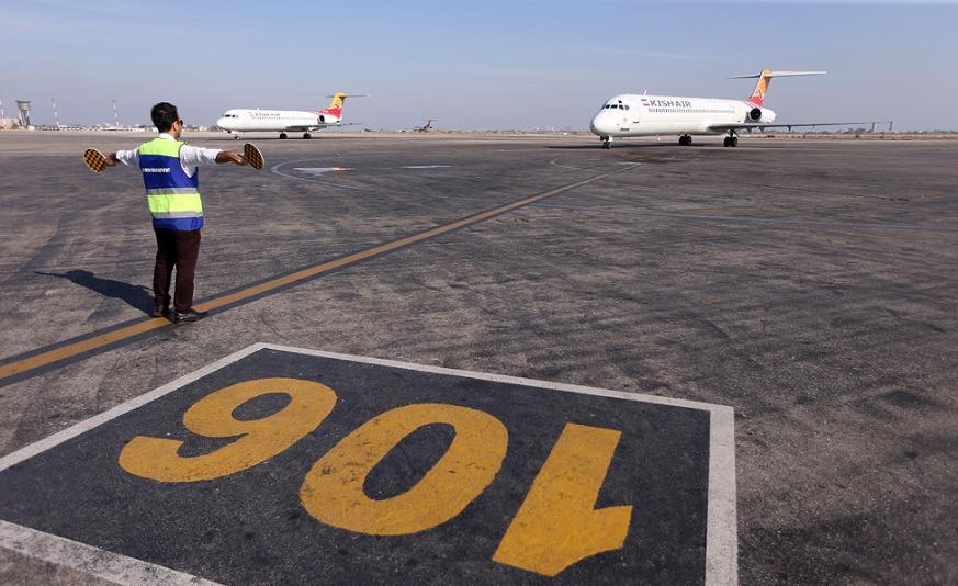 بازگشایی خطوط پروازی شرکتهای هواپیمایی به جزیره کیش از 25 اردیبهشت
