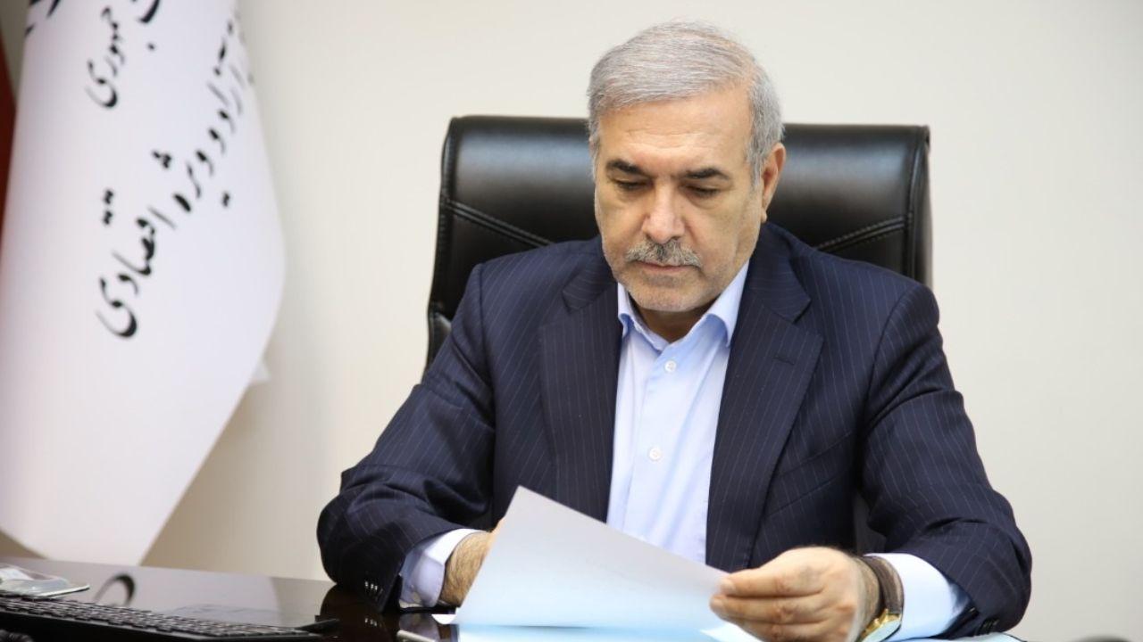 حکم بازنشستگی مرتضی بانک دبیر شورایعالی مناطق آزاد ابلاغ شد
