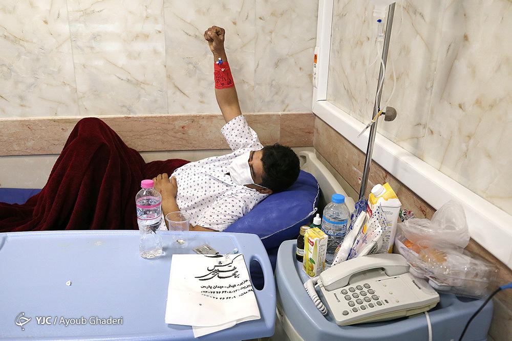بیماران مبتلا به کرونا در جزیره از مسافران به سمت کیشوندان تغییر ماهیت داده است