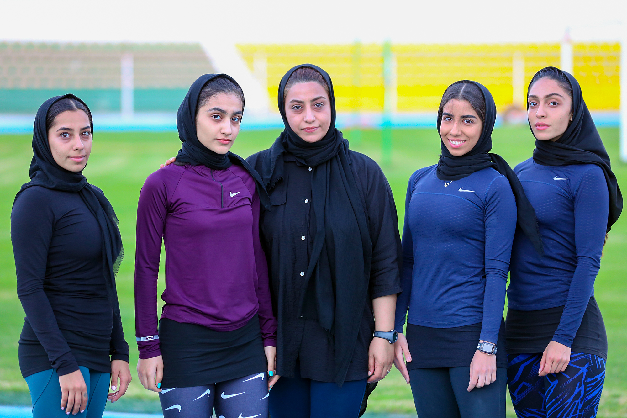 مقام چهارمی تیم دو و میدانی بانوان کیش در جام بین المللی امام رضا(ع)