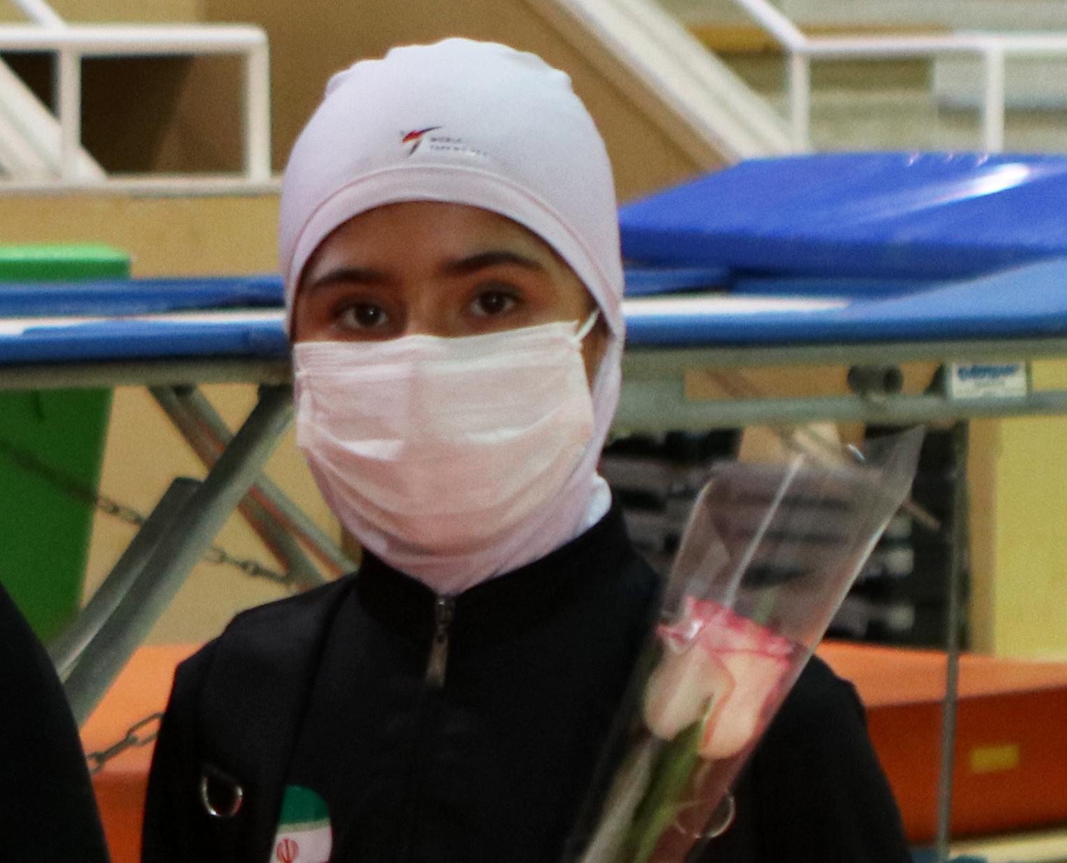 حضور ورزشکار سپک تاکرا کیش در رقابت های جهانی