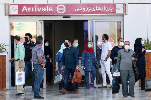 رفت و آمد مسافران در کیش 23 درصد افزایش یافت